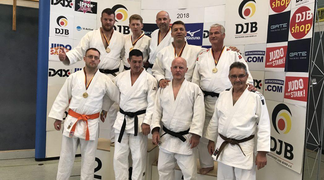 Teilnehmer der DEM Ü30 2018 in Wiesbaden