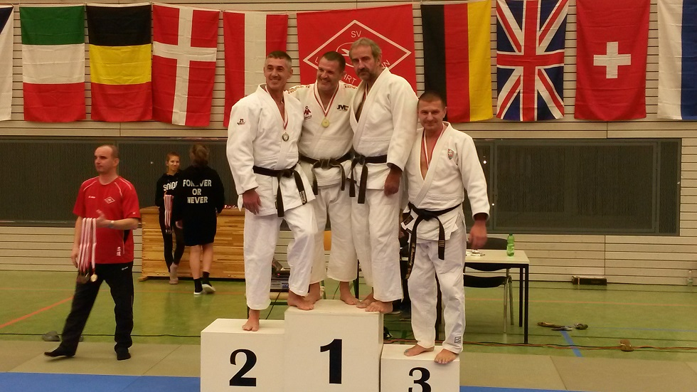 hervorragender zweiter Platz für Jörg Hermann