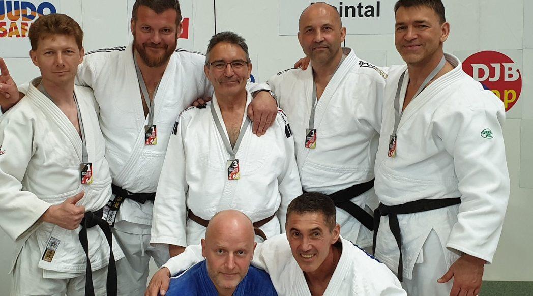 Erfolgreiche FSV Judoka