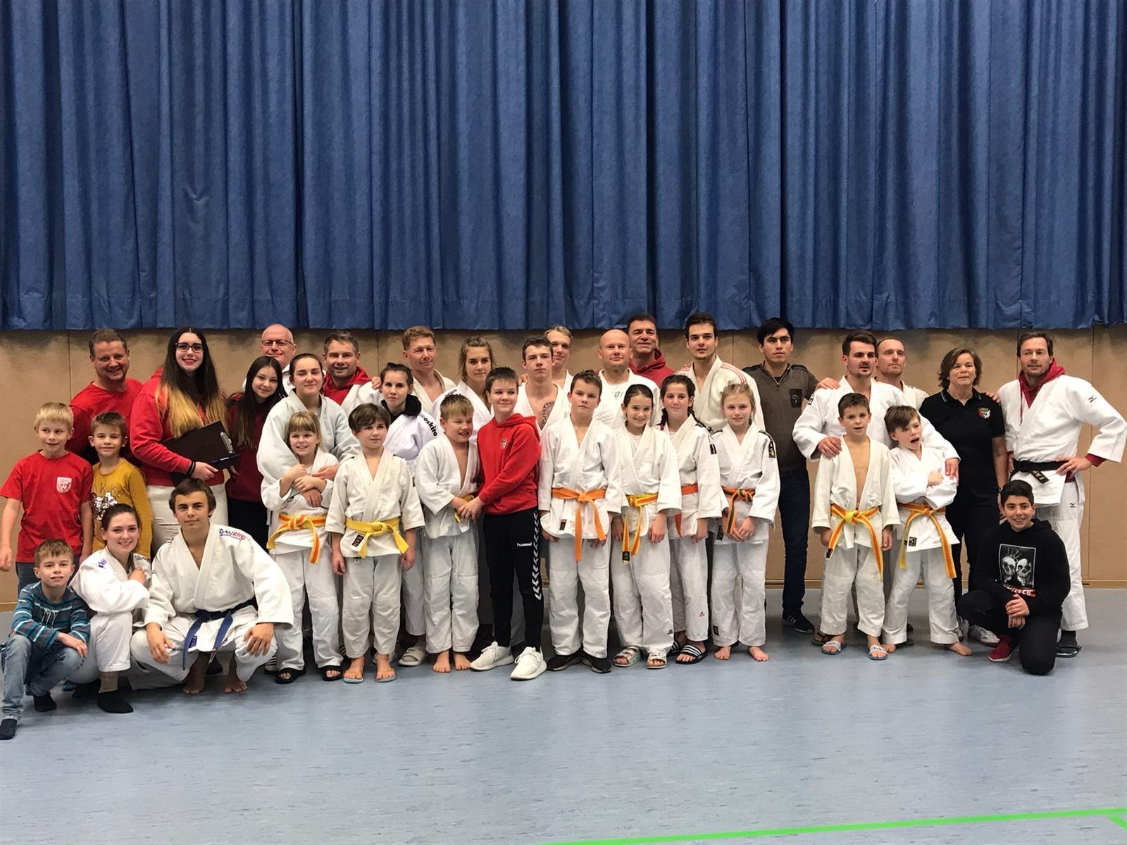 Die Teilnehmer des FSV
